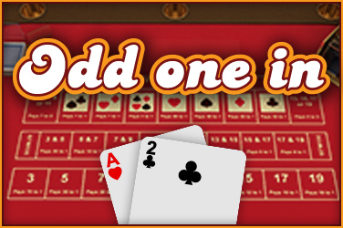 1×2-Gaming: Odd one in