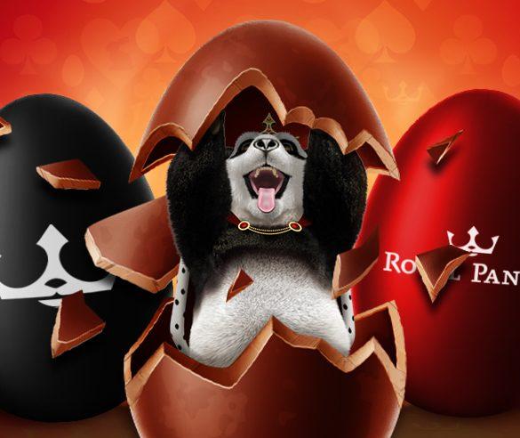 Schnappen Sie sich zu Ostern alle Extra-Spins bei Royal Panda