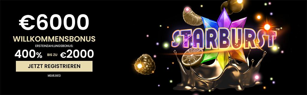 Bonusangebot im 4 Crowns Casino