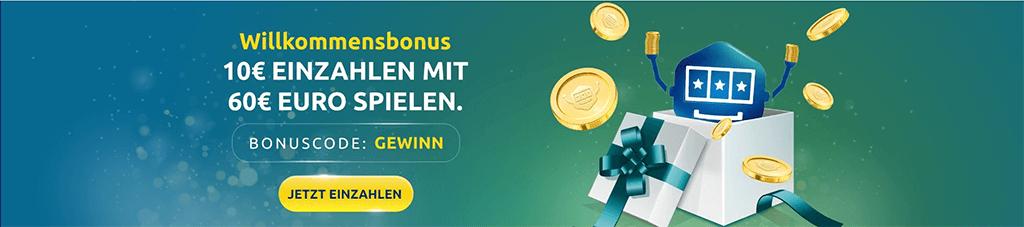Bonusangebot im Drückglück Casino