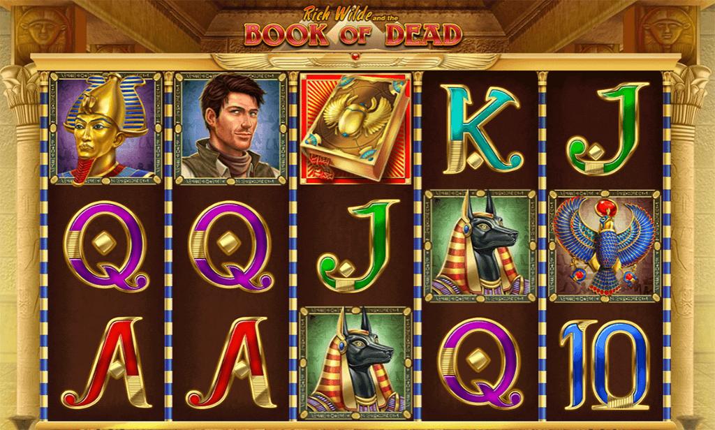 Book of Dead spielen