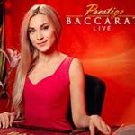 Playtech Prestige Baccarat Logo