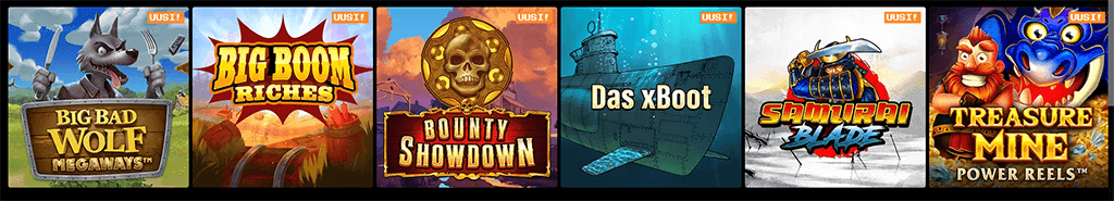 Die neuesten Spiele im Bitkingz Casino